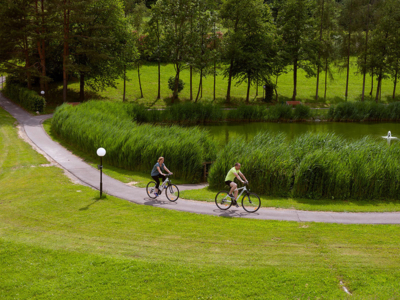 Cycling in your activ holiday in the area of Bad Loipersdorf - HOTEL SONNREICH****