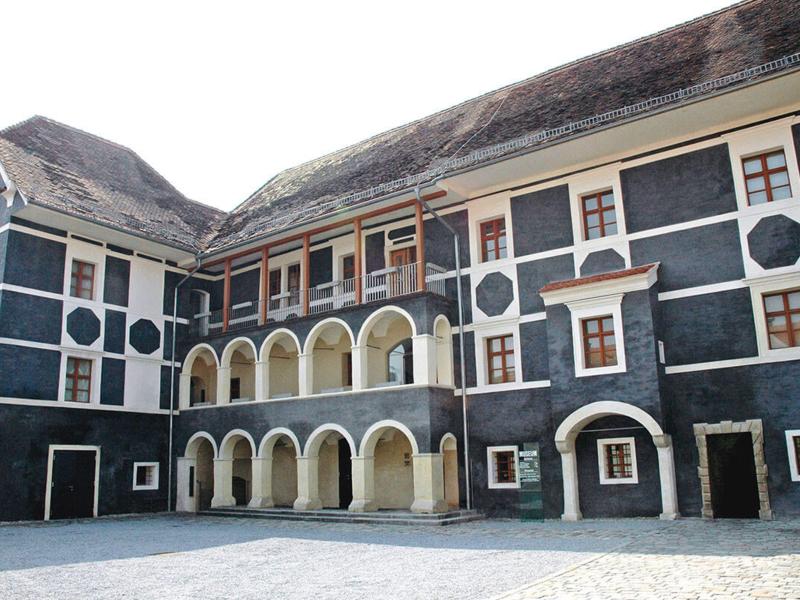 Ausflugsziel Fürstenfeld in der Oststeiermark - DAS SONNREICH****