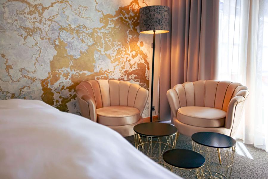 Zimmer mit eigener Badewanne in Bad Loipersdorf - DAS SONNREICH****