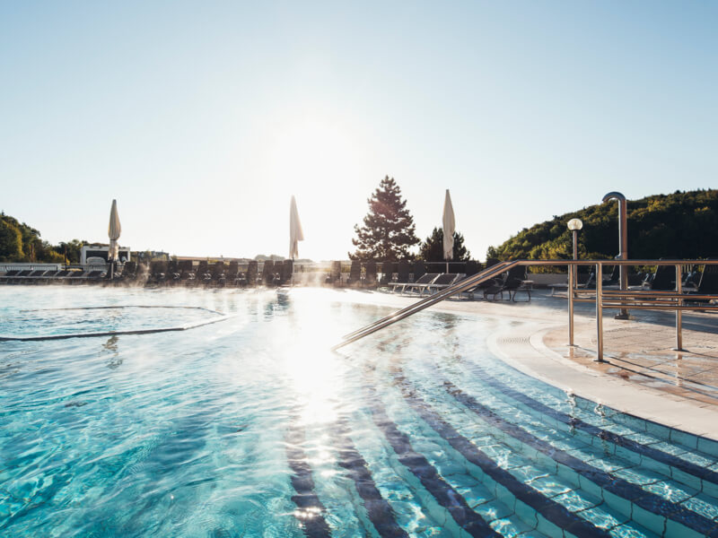 Relaxation at the Thermal spa resort Loipersdorf